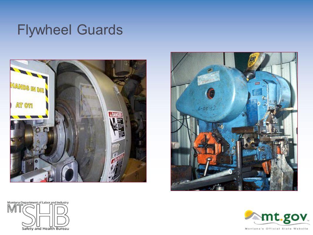Flywheel Guards