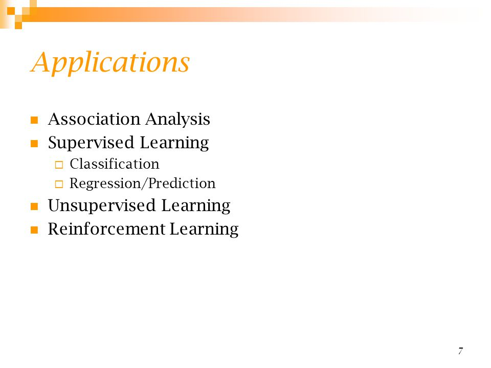 18 Resources: Journals Journal of Machine Learning Research www.jmlr.orgwww.jmlr.org Machine Learning IEEE Transactions on Neural Networks IEEE Transactions on Pattern Analysis and Machine Intelligence Annals of Statistics Journal of the American Statistical Association...