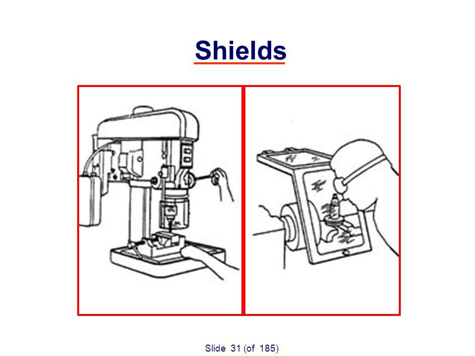 Slide 31 (of 185) Shields