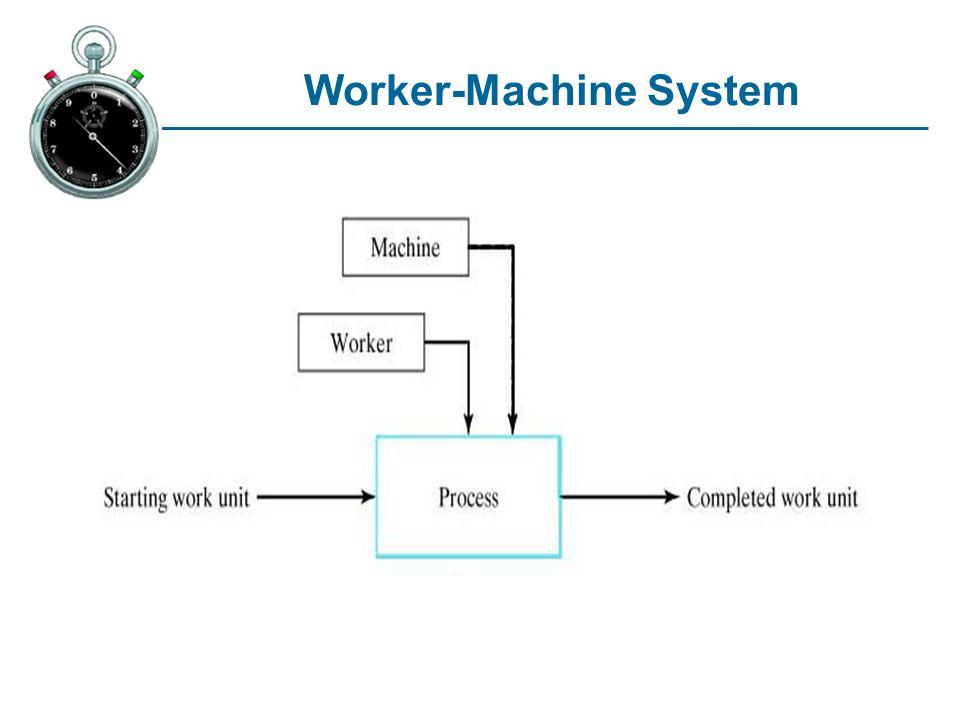 Worker-Machine System