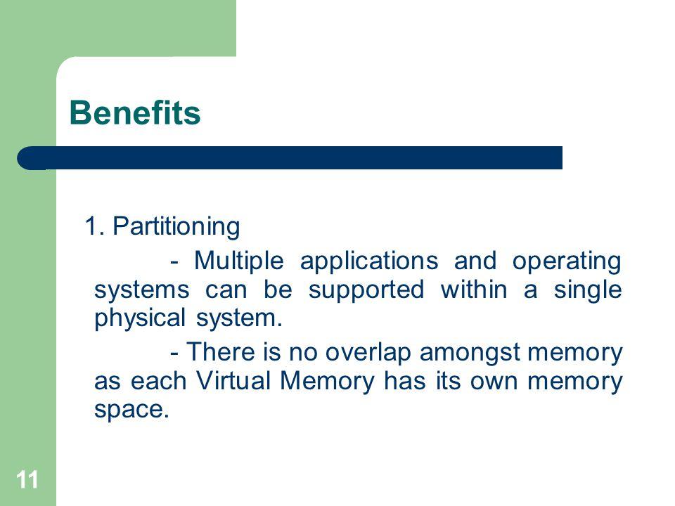 11 Benefits 1.