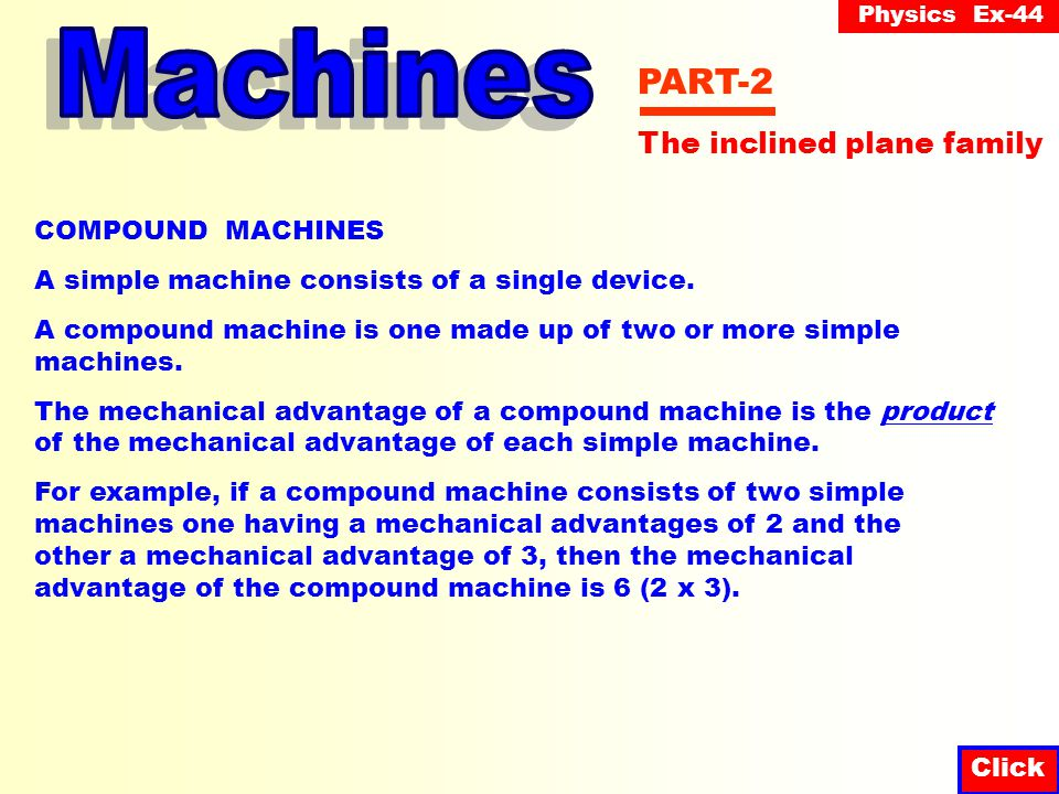 Physics Ex-44 Question-9 A 200 kg crate is pulled up an inclined plane a distance of 3 m by a winch (wheel and axle).