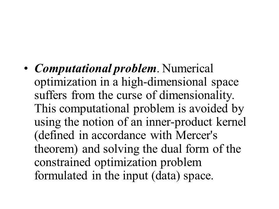 Computational problem.