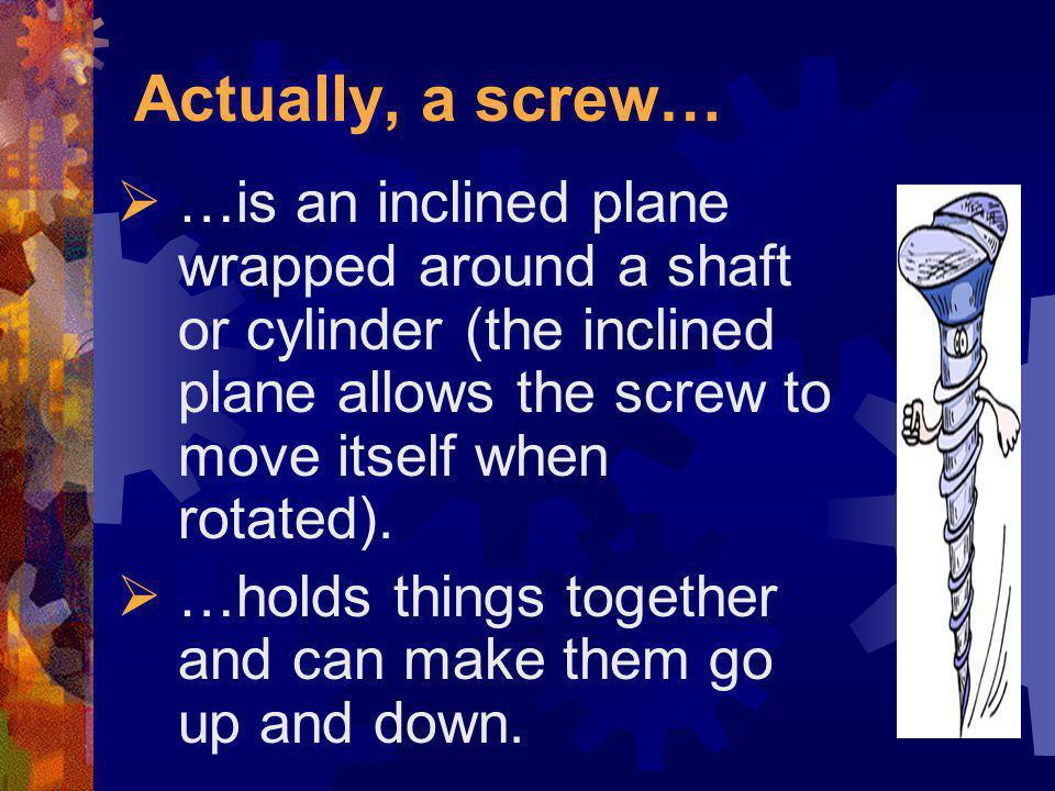 A Screw(ge)?