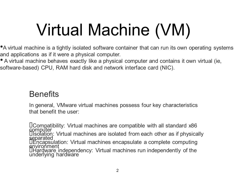 3 Installing the VM Player