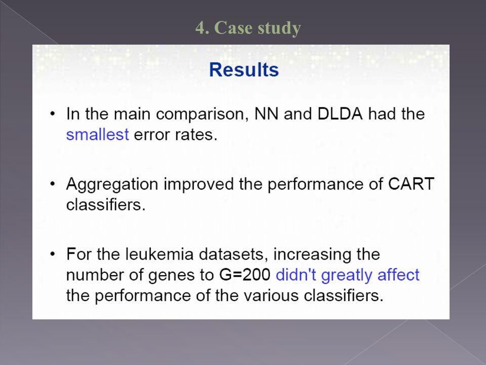 4. Case study