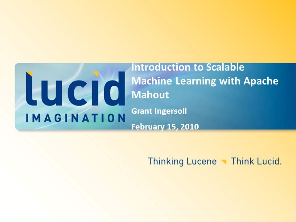 Lucid Imagination, Inc.
