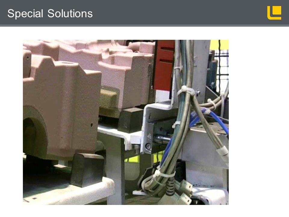 Kernbearbeitung – Lasern/Bedrucken Special Solutions