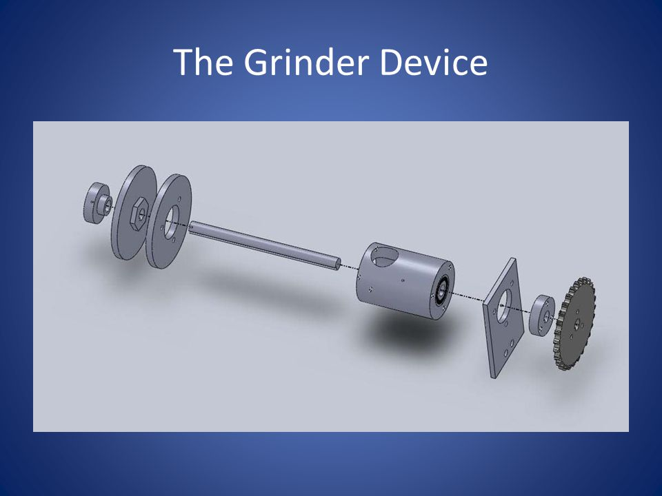 The Grinder Device