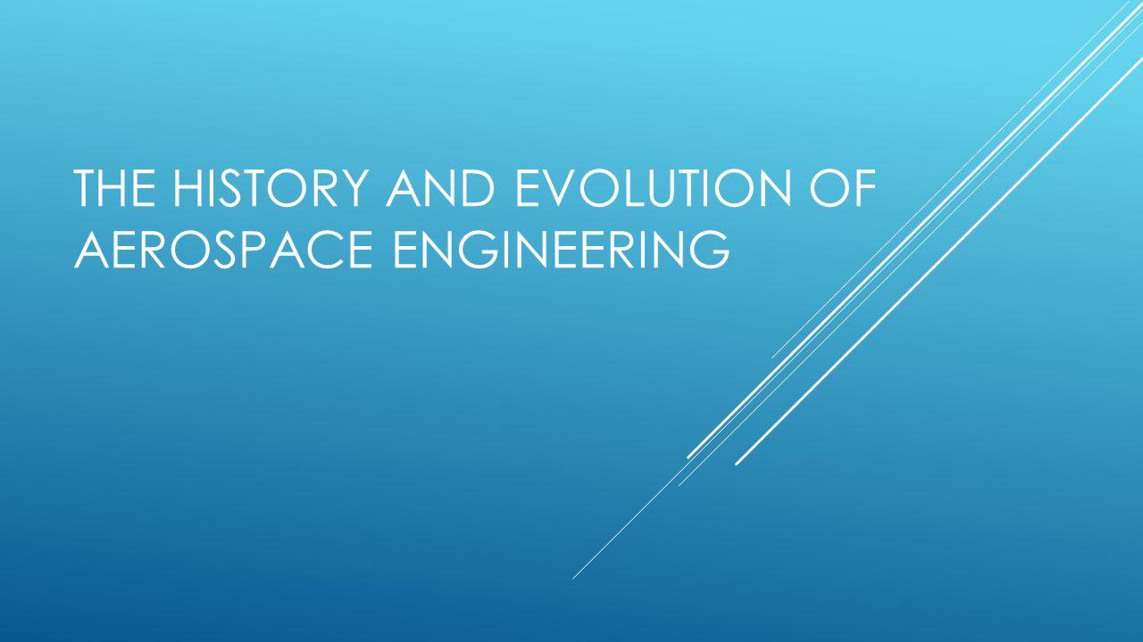 1958 THE JOB TITLE AEROSPACE ENGINEER FIRST USED