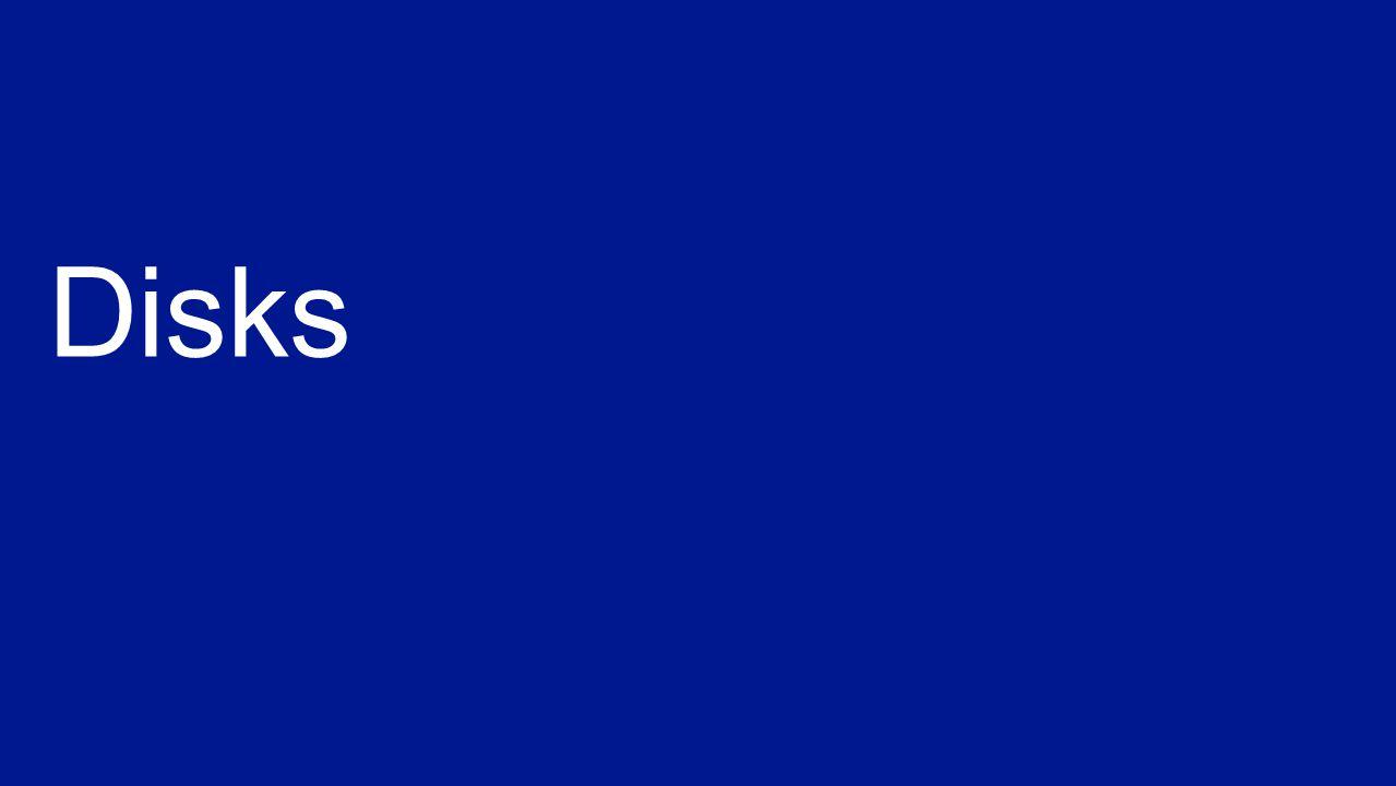 OS Disk Persistent SATA Drive C:
