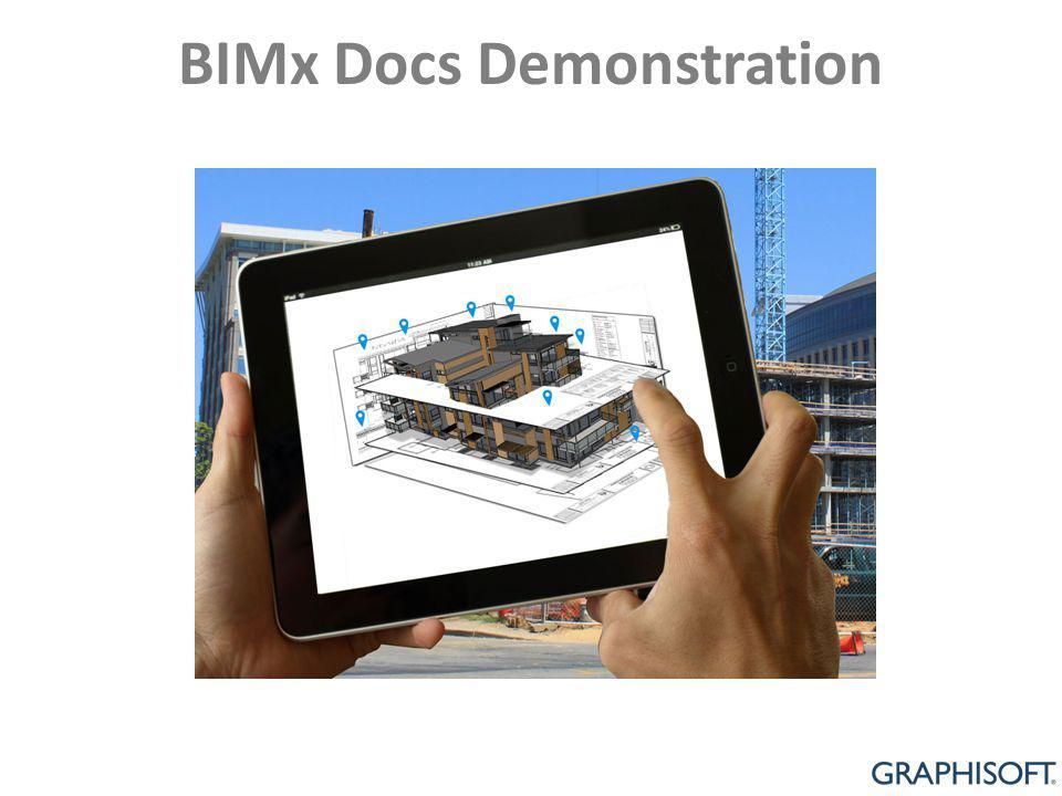 BIMx Docs Demonstration