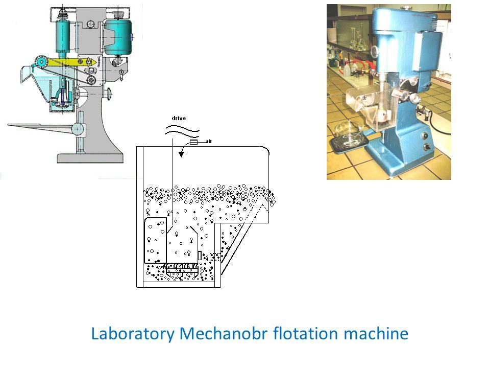 Laboratory Mechanobr flotation machine