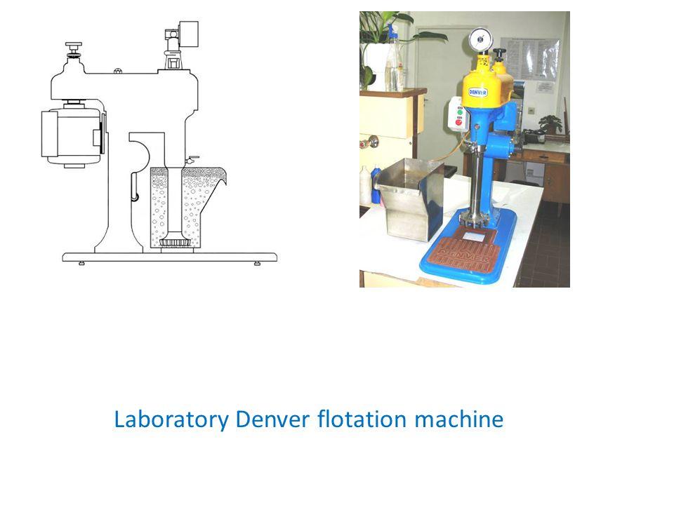 Laboratory Denver flotation machine