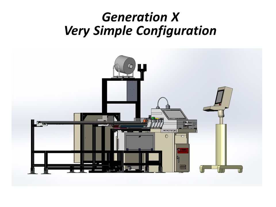 Generation X Very Simple Configuration
