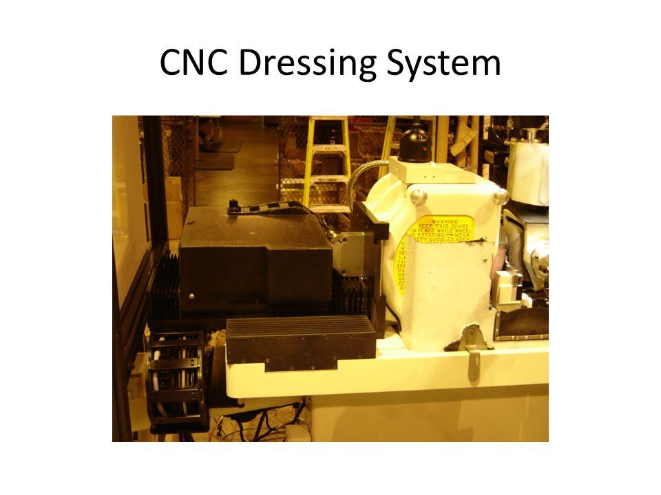 CNC Dressing System