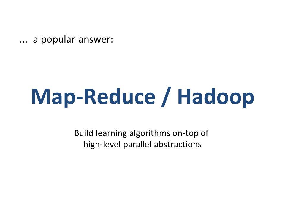 Our approach Use ensemble method Custom SGD algorithm for handling taxonomy