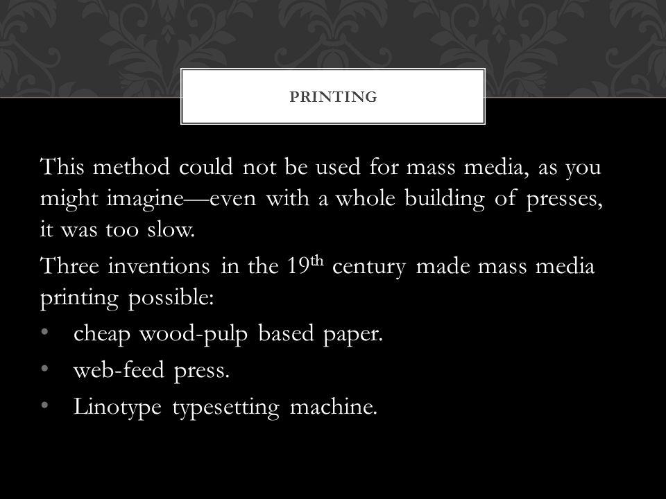 Laser printing is designed mostly for short runs.