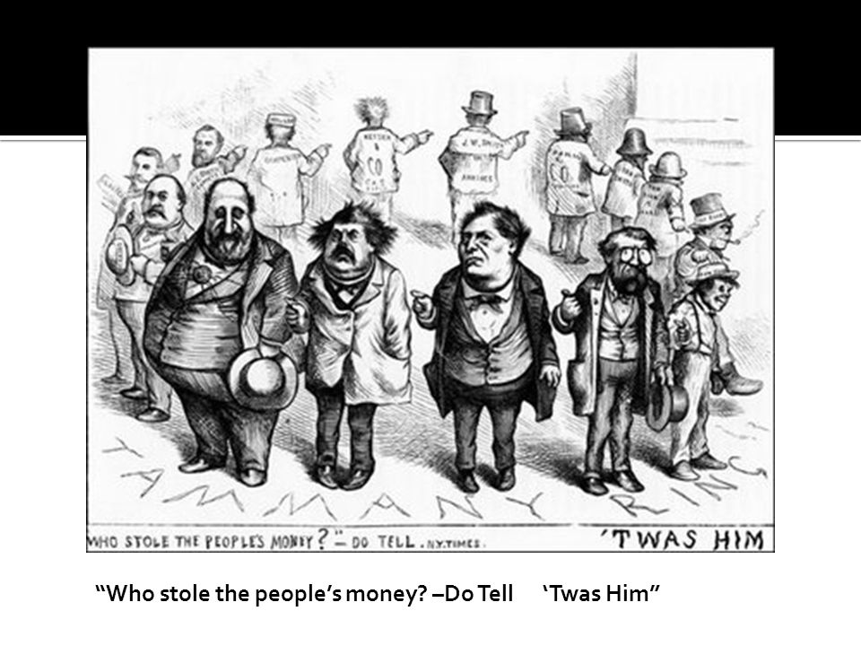 Who stole the peoples money? –Do Tell Twas Him