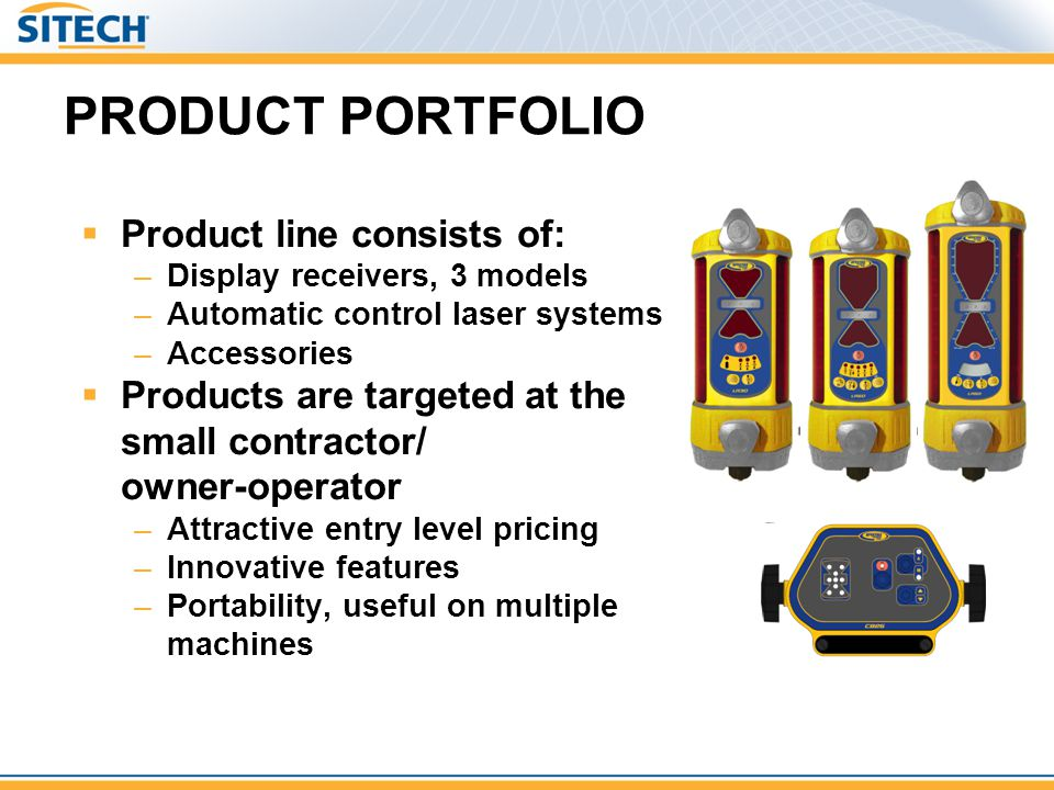 DISPLAY PRODUCT POSITIONING CR600 LR30 LR21 LR50 LR60 Functionality Price