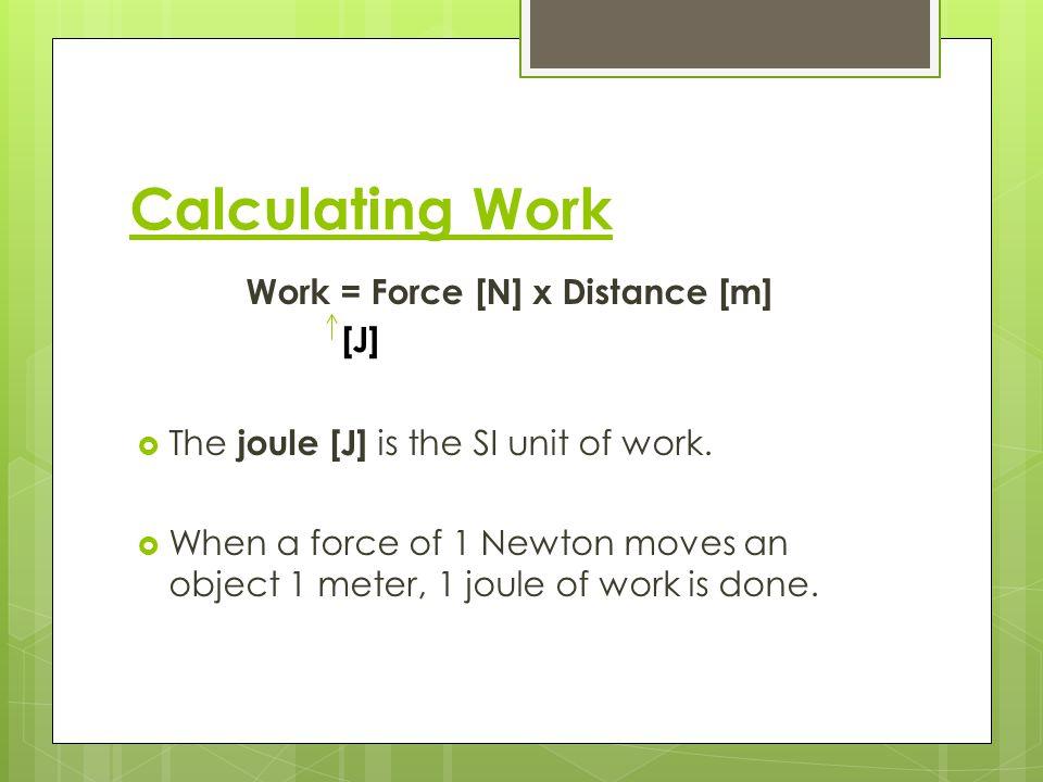 Unit 3: Mechanical Advantage and Efficiency Pg. 421 - 426