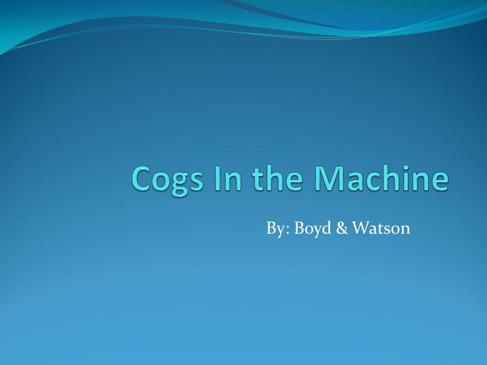 By: Boyd & Watson