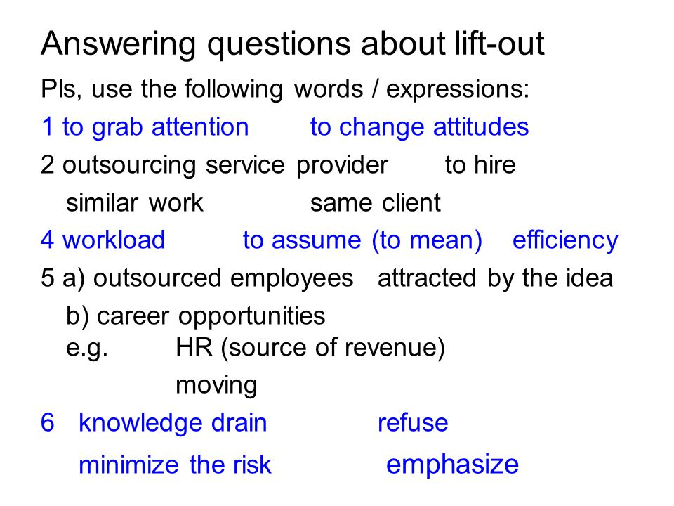 Vocabulary: OFFSHORING Offshoring - the practice of outsourcing operations overseas.