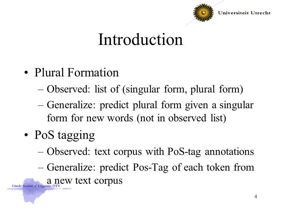 Evaluation Precision = TP / (TP+FP) Recall = True Positive Rate = TP / P False Positive Rate = FP / N F-Score = (2*Prec*Rec) / (Prec+Rec) Accuracy = (TP+TN)/(TP+TN+FP+FN) 45
