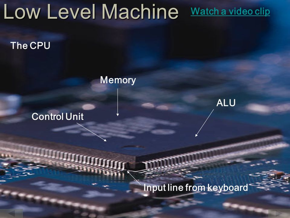 Low Level Machine AAmerican SStandard CCode IInformation IInterchange ASCII allows different Computer systems to communicate with each other because text is represented by the same code