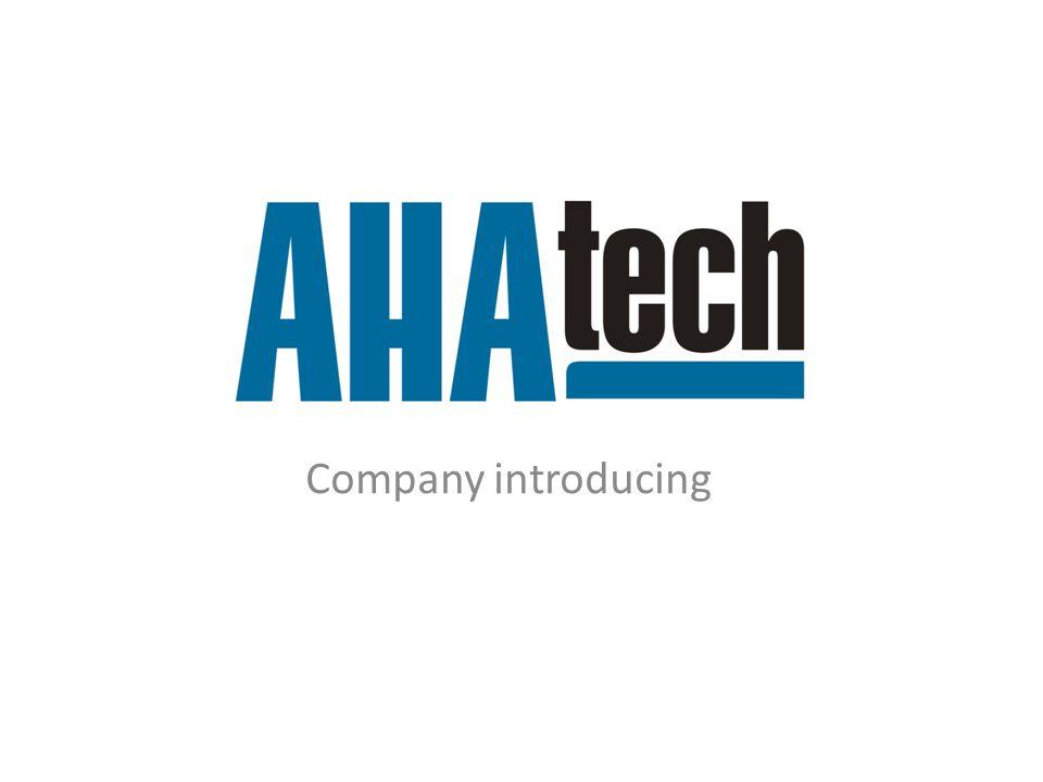 Company AHAtech Ltd.
