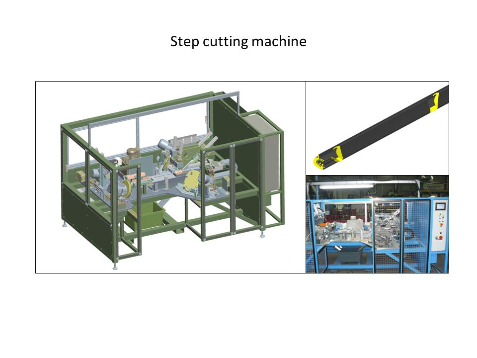 2.Automatic saw cutters