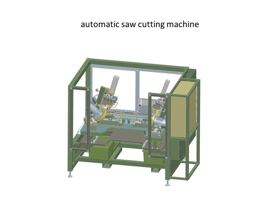 automatic saw cutting machine