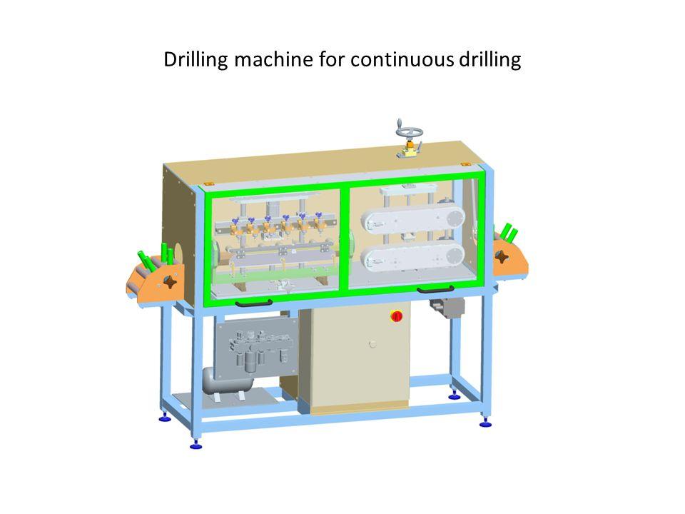 Cutting machine with conveyor