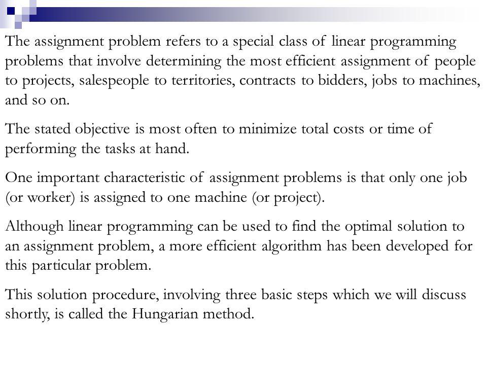Step 1: Row subtractionColumn subtraction