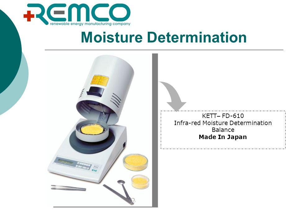 Moisture Determination KETT – FD-610 Infra-red Moisture Determination Balance Made In Japan