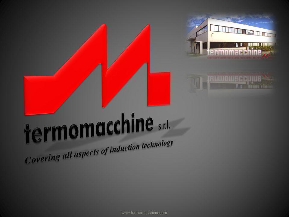 Customer references: www.termomacchine.com