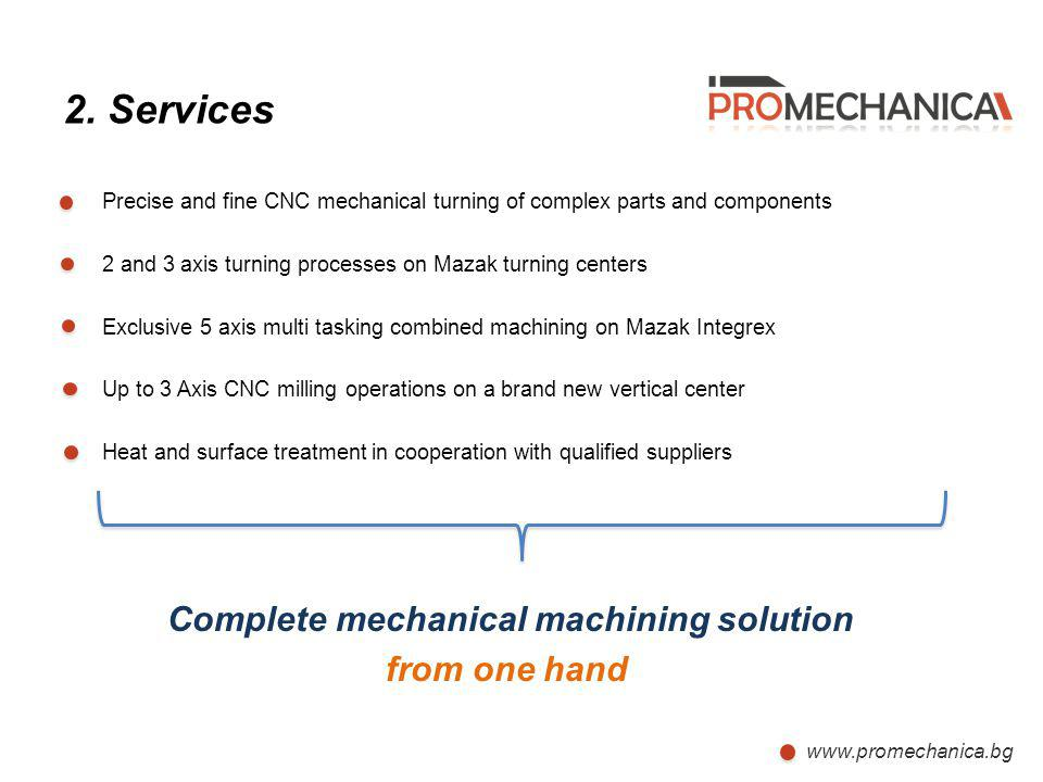 Precise and fine CNC mechanical turning of complex parts and components 2 and 3 axis turning processes on Mazak turning centers Exclusive 5 axis multi