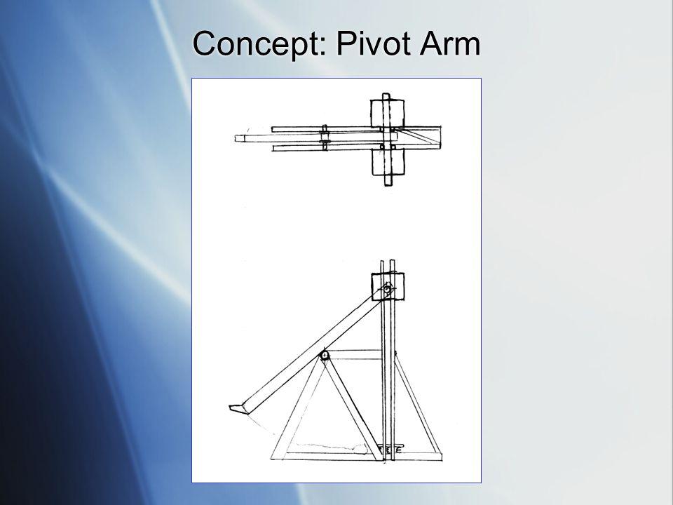 Concept: Pivot Arm
