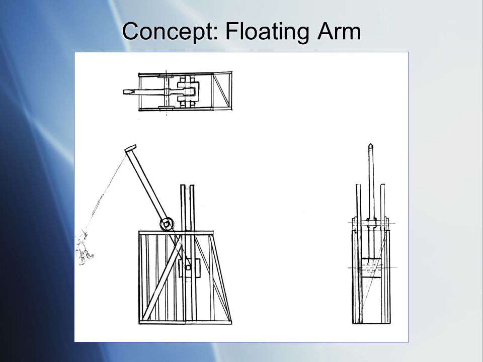 Concept: Floating Arm