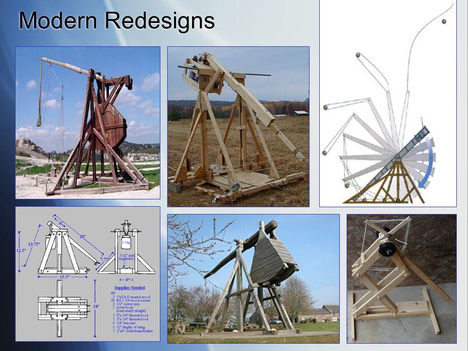 Modern Redesigns