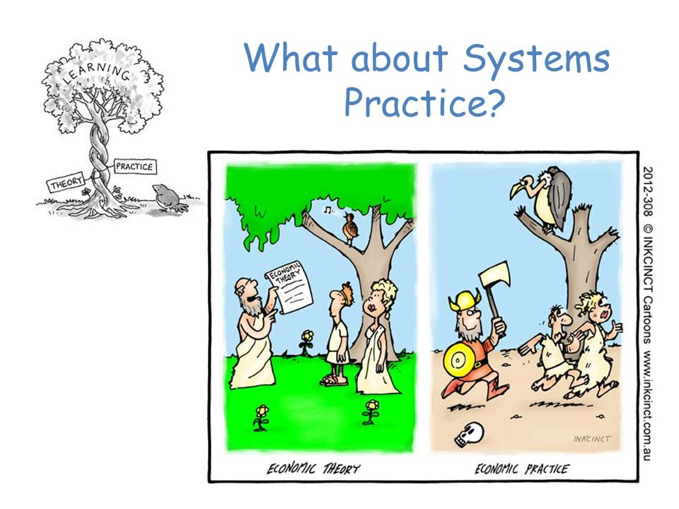 What about Systems Practice?