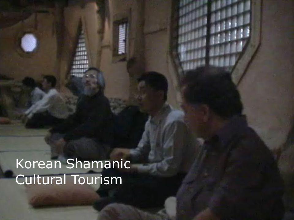 Korean Shamanic Cultural Tourism