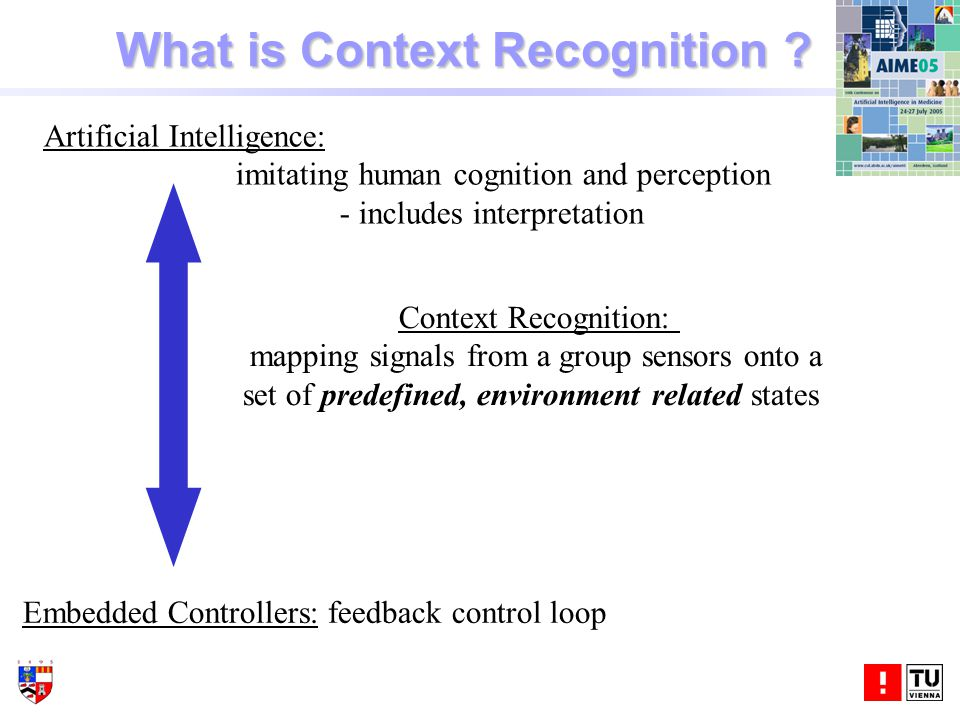 What is Context Recognition .