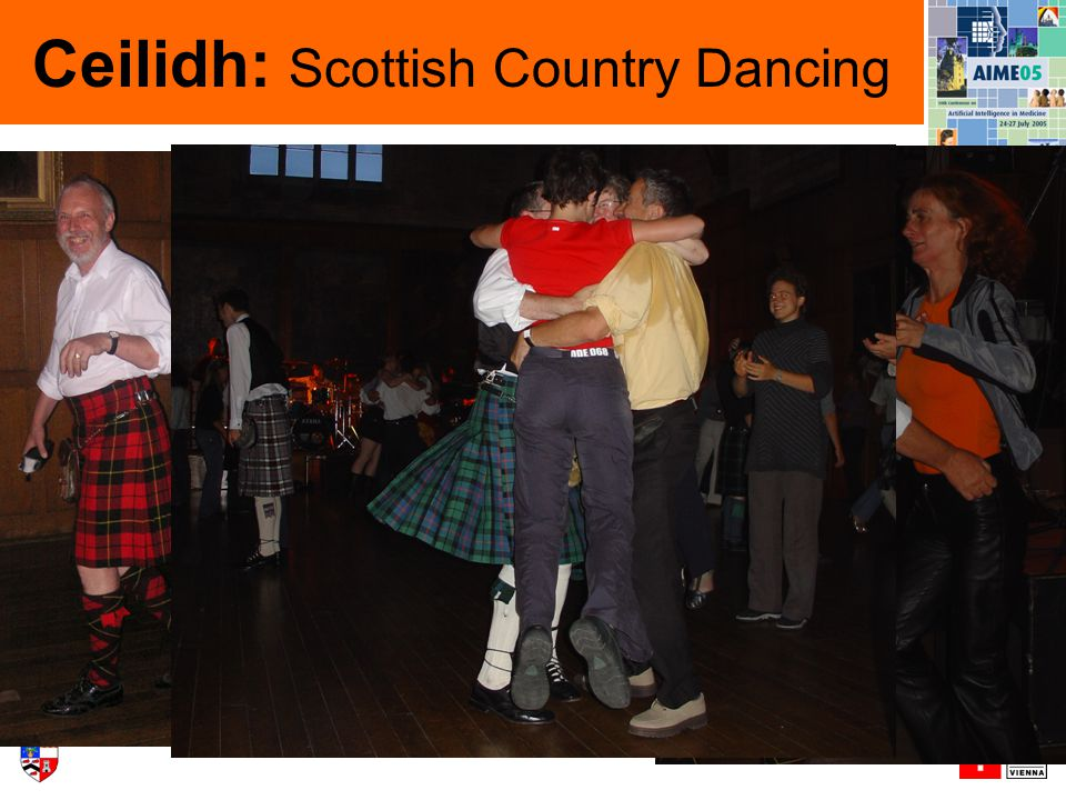 Ceilidh: Scottish Country Dancing