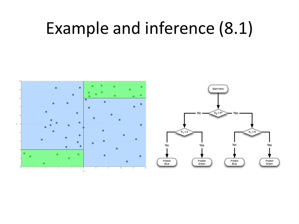 Example and inference (8.1)