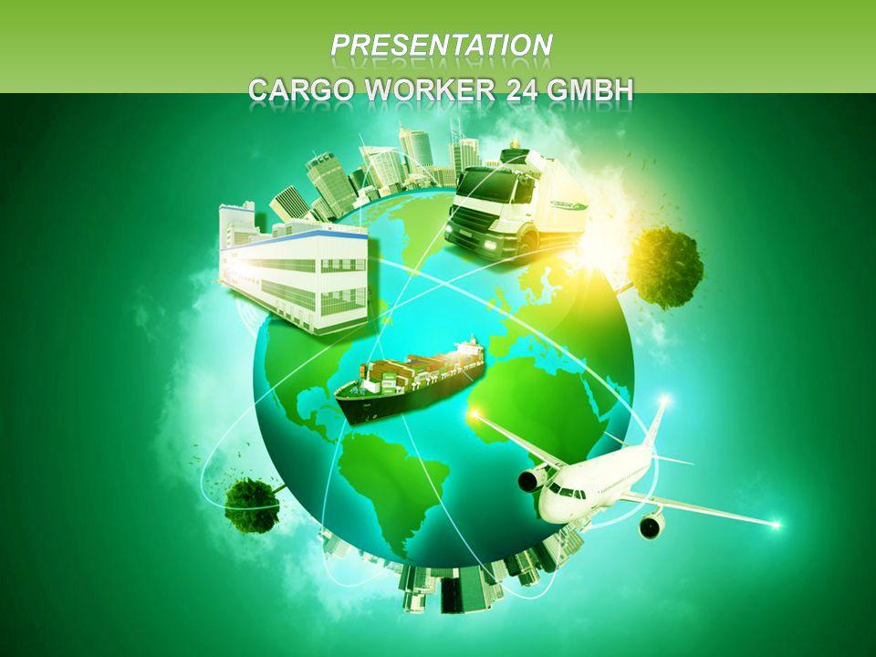 … green power logistics Frankfurt Airport: Cargo Worker 24 GmbH Cargo-City-South, Bldg.