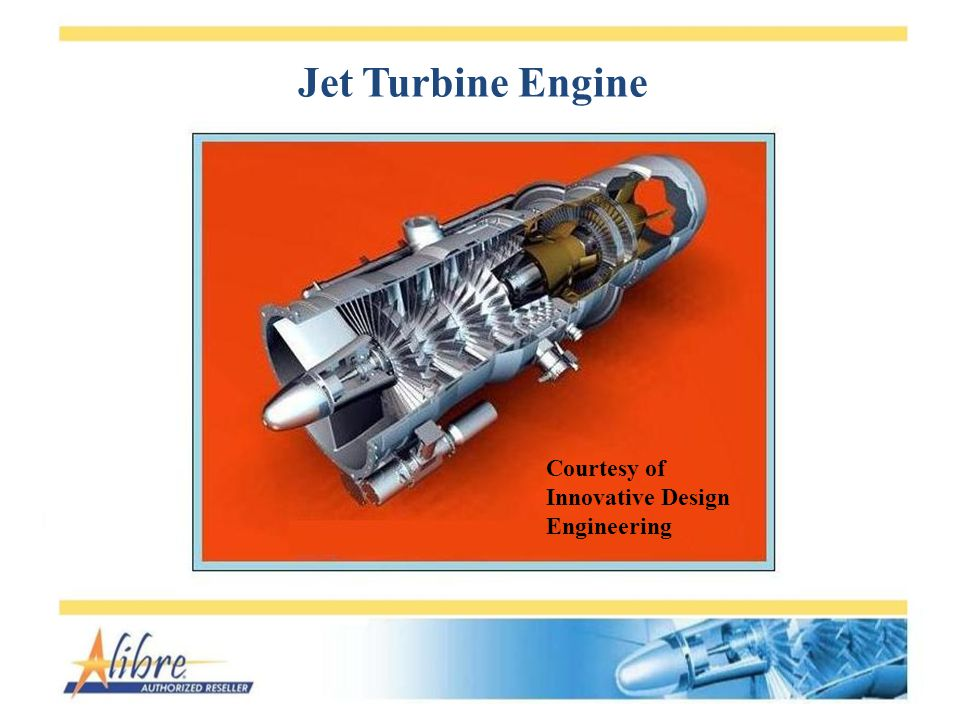 Jet Turbine Engine Courtesy of Innovative Design Engineering