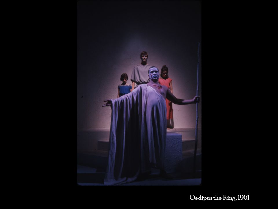 Oedipus the King, 1961
