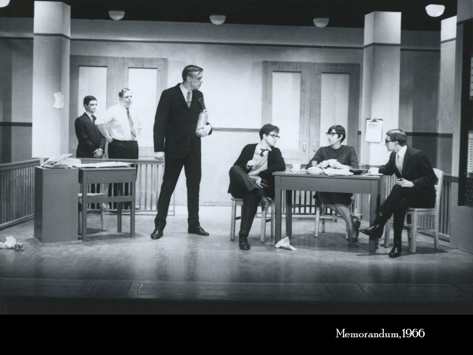 Memorandum, 1966