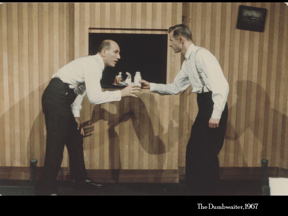 The Dumbwaiter, 1967